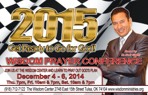 Wisdom Ministries meetings
